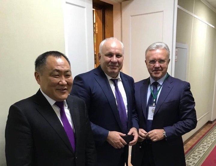Еще один министр руководства Красноярского края оставляет собственный пост